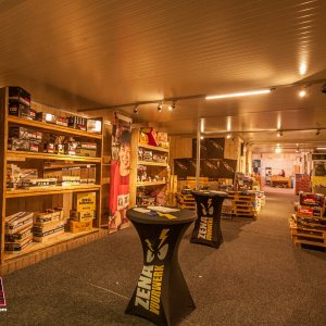 Top Vuurwerk Breda : Showroom + Bunker